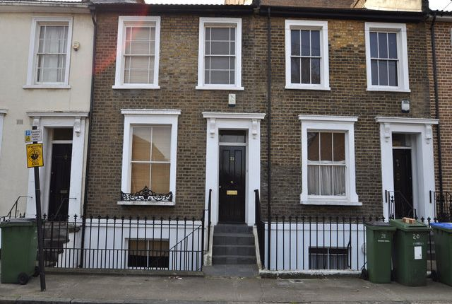 4 bed terraced house to rent in Burgos Grove, London SE10