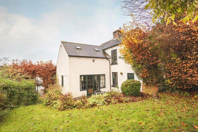 Side Garden of Burley Lane, Quarndon, Derby DE22