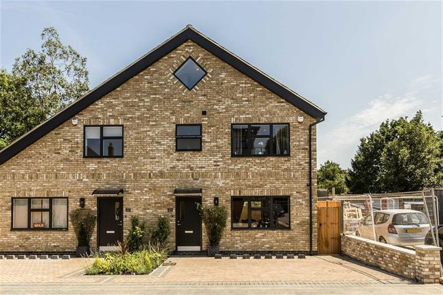 Thumbnail Property for sale in Rayners Close, Wembley