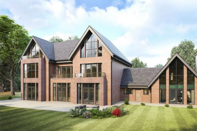 Thumbnail Detached house for sale in 5 Burnthwaite Hall, Old Hall Lane, Lostock, Bolton, Lancashire