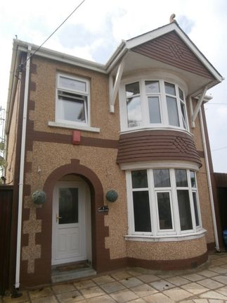 Thumbnail Detached house to rent in Trostre Road, Llanelli