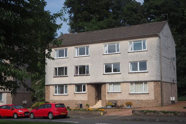 Thumbnail Flat to rent in Silverdale Gardens, Largs, North Ayrshire