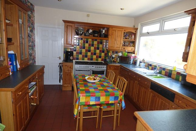 Thumbnail Semi-detached house for sale in The Highlands, Neath Abbey, Neath .
