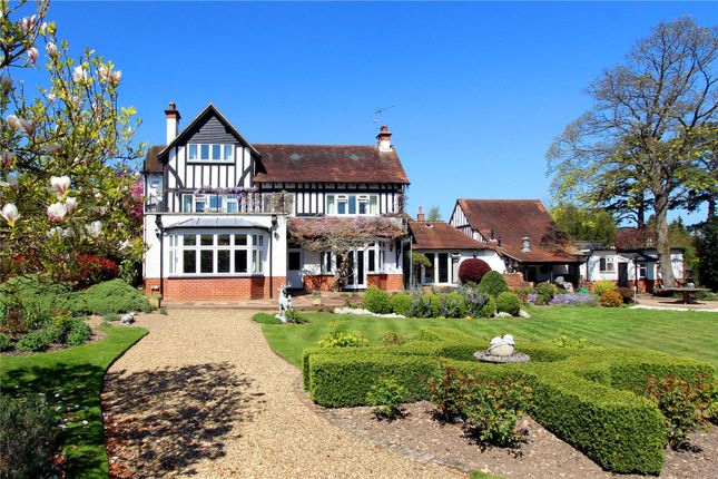 Thumbnail Detached house for sale in North Park, Chalfont St. Peter, Gerrards Cross, Buckinghamshire
