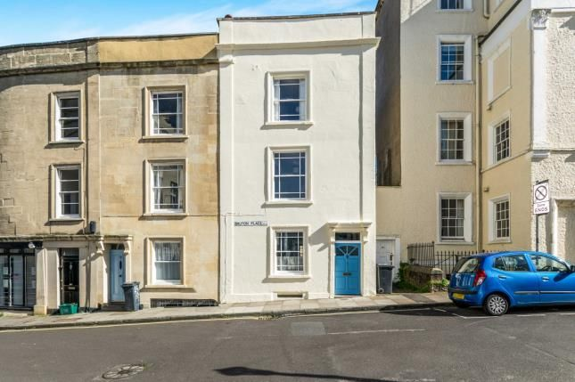 Terraced house for sale in Bruton Place, Clifton, Bristol