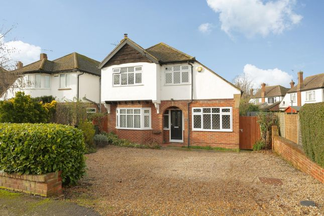 Thumbnail Detached house for sale in Highfield Close, Blean, Canterbury