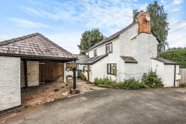 Thumbnail Detached house for sale in Madley, Herefordshire