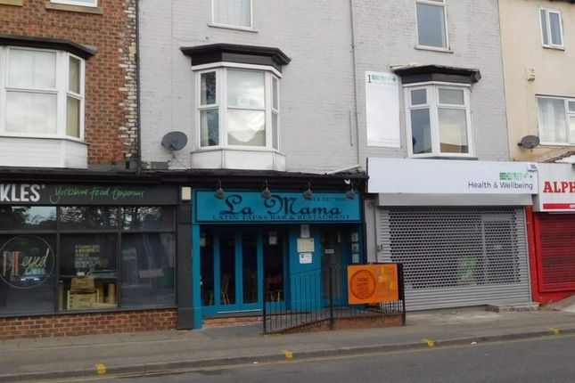 Thumbnail Commercial property for sale in 238, 238A Abbeydale Road, Sheffield