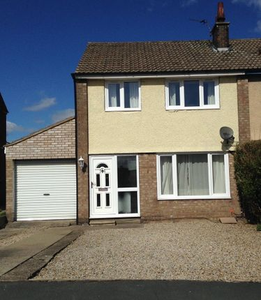 Thumbnail Semi-detached house for sale in Park Lane, Wilberfoss, York
