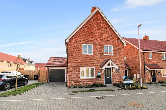 Thumbnail Detached house for sale in Detached Family Home, Hardwick, Cambridge