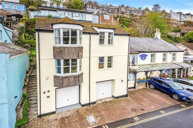3 bed terraced house for sale in The Quay, West Looe, Looe, Cornwall PL13