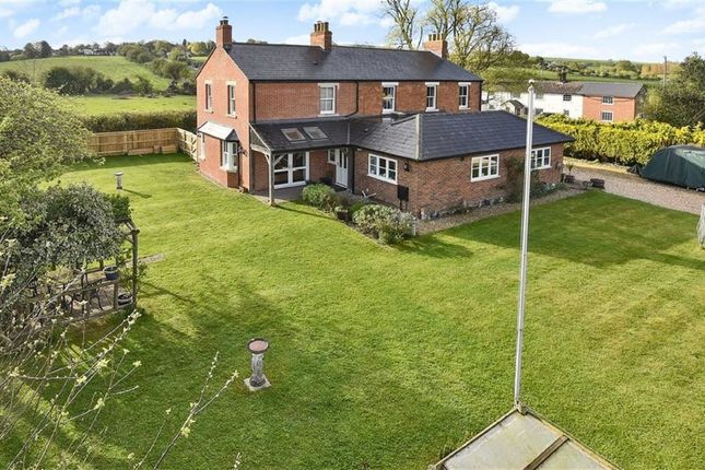 Thumbnail Detached house for sale in Purley Road, Liddington, Swindon