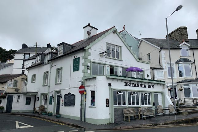 Thumbnail Pub/bar for sale in Sea View Terrace, Gwynedd: Aberdovey