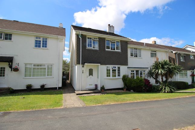 Thumbnail Semi-detached house for sale in Uphill Close, Ivybridge