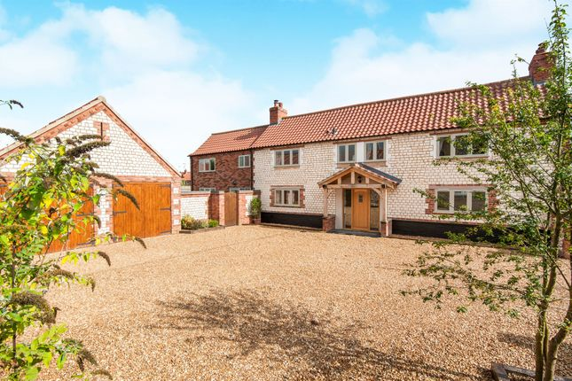 Thumbnail Property for sale in West End, Northwold, Thetford