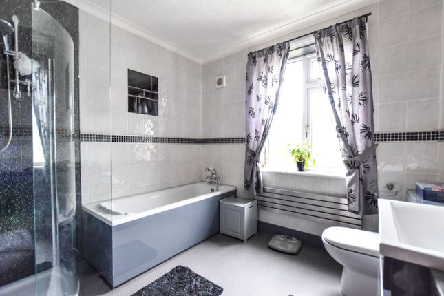 Bathroom of Brough Hill Terrace, Bolton Low Houses, Wigton CA7