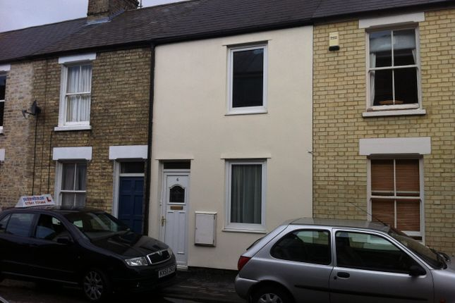 Thumbnail Terraced house to rent in Stockwell Street, Cambridge