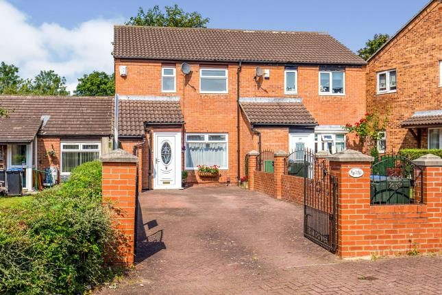 Thumbnail Terraced house for sale in Hazelbank, Coulby Newham, Middlebrough