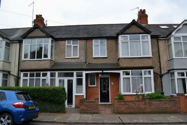 Thumbnail Terraced house for sale in Elmhurst Avenue, Spinney Hill, Northampton