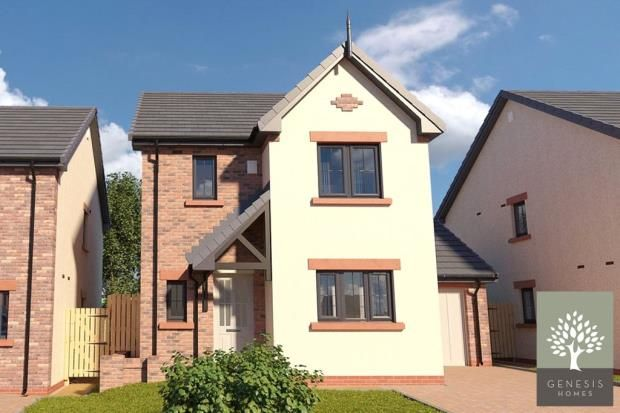 Thumbnail Detached house for sale in The Gelt, St. Cuthberts, Wigton