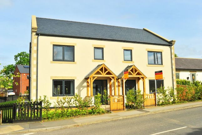 Thumbnail Semi-detached house for sale in Hollins Lane, Hampsthwaite, Harrogate