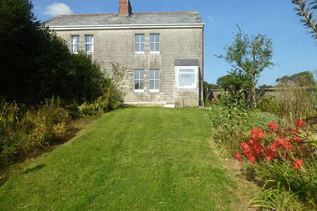 Thumbnail Cottage to rent in Bodmin