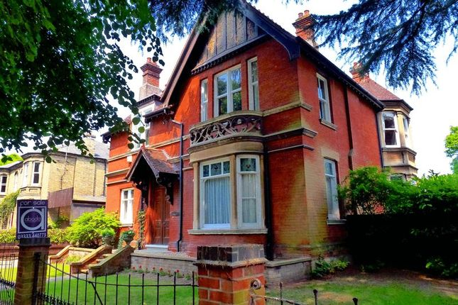 Thumbnail Country house for sale in Clarkson Avenue, Wisbech, Cambridgeshire
