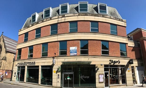 Thumbnail Office to let in The Exchange, First & Third Floor, St. John Street, Chester