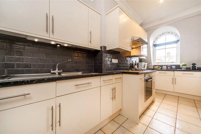 Kitchen of Sutherland Avenue, Maida Vale, London W9