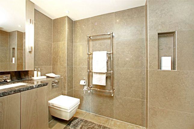 Shower Room of Cecil Grove, St Johns Wood NW8