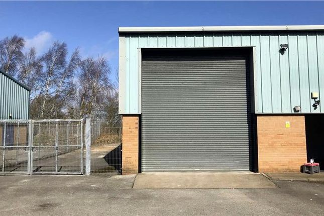 Thumbnail Industrial to let in Unit 5, Fox Covert Way, Mansfield, Nottinghamshire