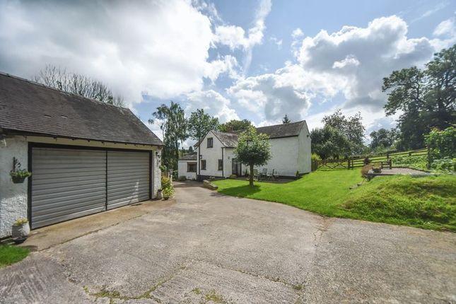 Thumbnail Farmhouse for sale in Spend Lane, Ashbourne