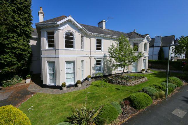 Thumbnail Detached house for sale in Forde Park, Newton Abbot, Devon