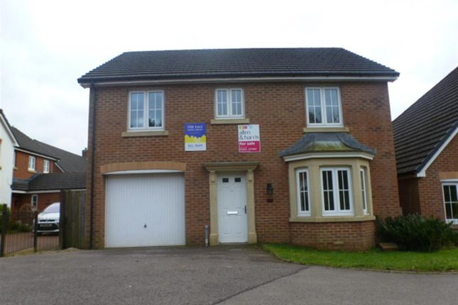Thumbnail Detached house for sale in Cadwal Court, Llantwit Fardre, Pontypridd