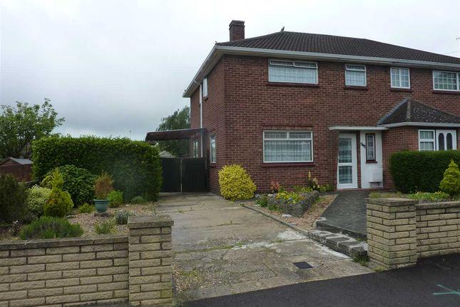 Thumbnail Semi-detached house to rent in Woodlands Close, Borehamwood