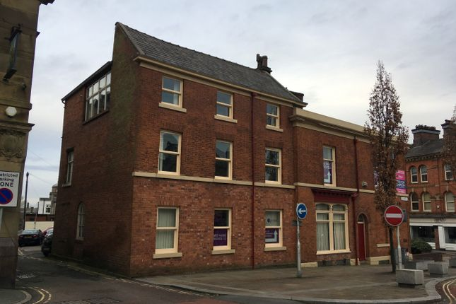 Thumbnail Office for sale in Richmond Terrace, Blackburn