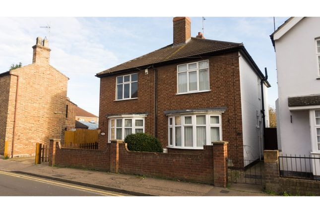 Thumbnail Semi-detached house for sale in Stone Lane, Peterborough