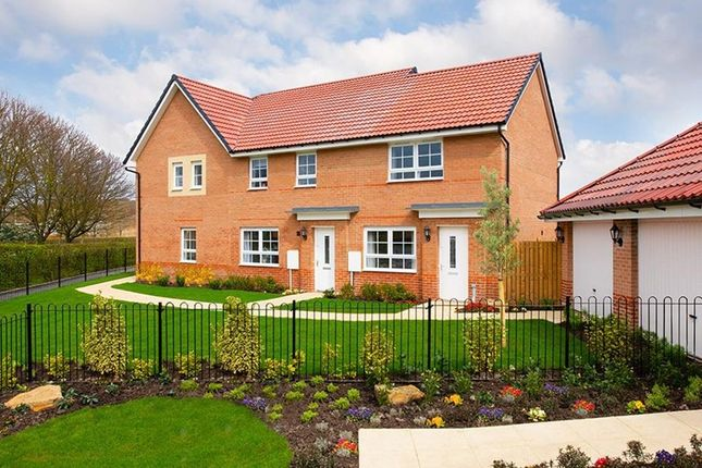"""3 bedroom terraced house for sale in """"Maidstone"""" at Coulson Street, Spennymoor"""