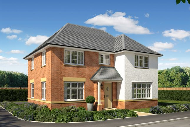 """4 bed detached house for sale in """"Sudlow"""" at Northwich Road, Knutsford WA16"""