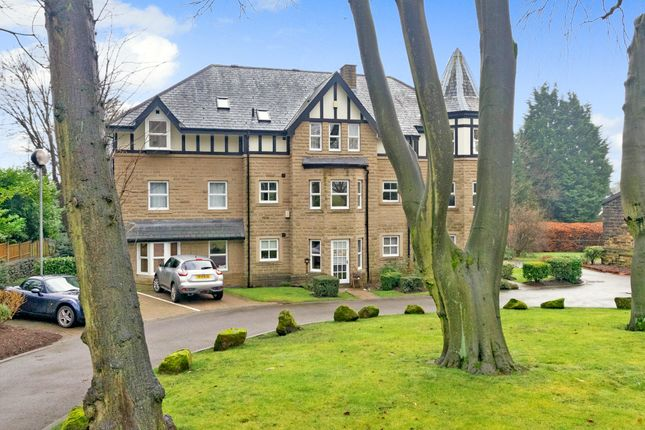 Thumbnail Flat for sale in Greystones Court, Roundhay, Leeds