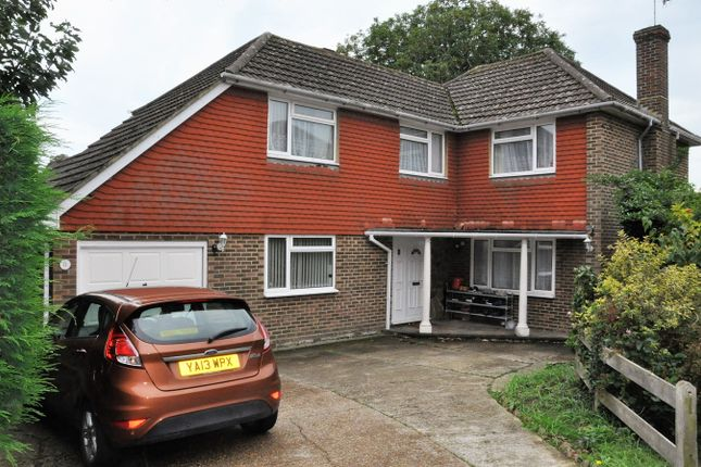 Thumbnail Detached house for sale in Camber Close, Bexhill-On-Sea