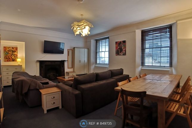 Thumbnail Flat to rent in The Hoe, Plymouth