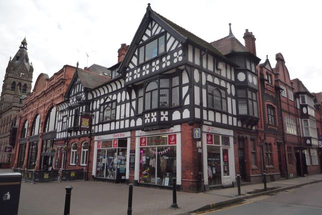 Thumbnail Restaurant/cafe to let in Northgate Street, Chester