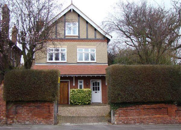 Thumbnail Town house to rent in Blenheim Avenue, Highfield, Southampton