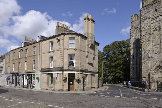 Thumbnail Flat for sale in Abbey Row, Kelso