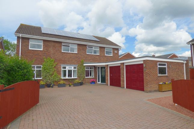 Thumbnail Detached house for sale in Copandale Road, Beverley