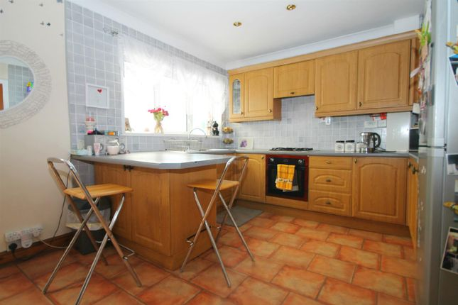 Kitchenedited of Foxholes Road, Oakdale, Poole BH15