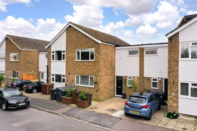 3 bed terraced house for sale in Clarkes Way, Bassingbourn, Royston SG8