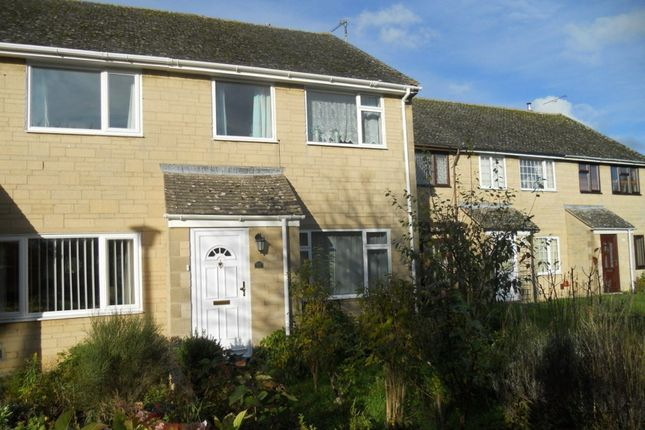 Thumbnail Terraced house to rent in Ampney Orchard, Bampton, Oxfordshire