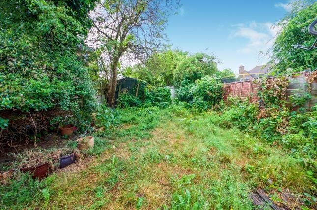Garden of Waltheof Gardens, London N17